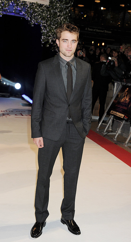 Breaking Dawn Part 1 London Premiere