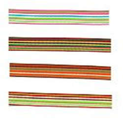 Striped Ribbon | Satin Stripe - JKM
