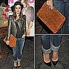 Rachel Bilson Nylon Cover Party Look