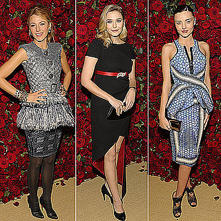 Blake Lively, Olivia Wilde, and Celebrity Red Carpet Pictures