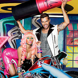 Nicki Minaj and Ricky Martin Are the New MAC Viva Glam Ambassadors