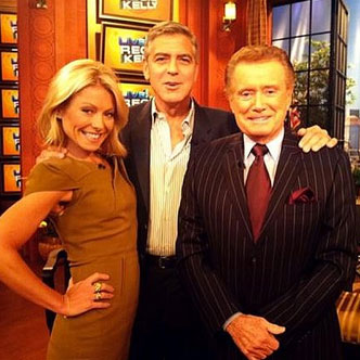 Regis Philbin Retires From Hosting Live Pictures