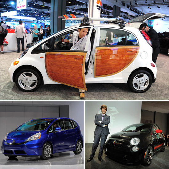 Lean and Green Cars Take Center Stage at the 2011 LA Auto Show