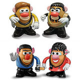 Star Trek Mr. Potato Heads