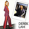 Derek Lam 10 Crosby Collection and Interview