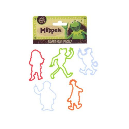The Muppets Silly Bandz