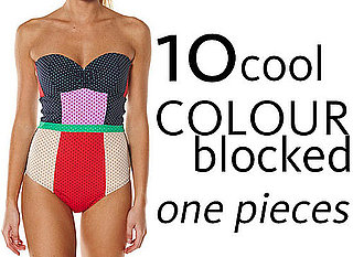 10 of the Best Colour Blocked One Piece Swimmers We Found Online: Camilla and Marc, Marni, 3.1 Phillip Lim and more!
