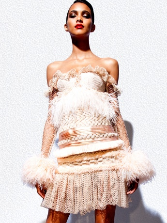 See Pictures of Tom Ford's Spring 2012 Collection