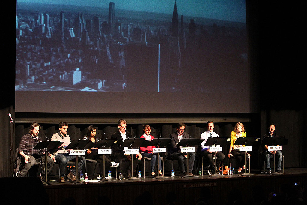 Natalie Portman, Steve Carrell, Pierce Brosnan, Jason Reitman, Nick Kroll, Mindy Kaling, Collette Wolfe, Ken Jeong, and Jake Johnson read The Apartment.