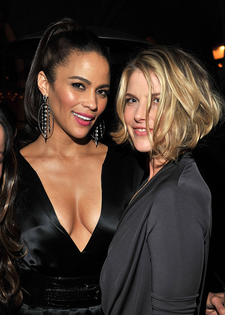 Paula Patton and Ali Larter helped steam up the GQ Men of the Year party.
