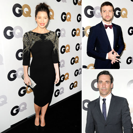 Jessica, Justin, Jon, and More Celebrate the Men of the Year