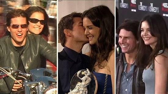 Video: Tom Cruise and Katie Holmes's 5 Cutest Red-Carpet Moments in Honor of Their Anniversary