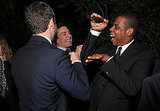 Justin Timberlake, Jimmy Fallon, and Jay-Z had a lot of laughs at GQ's Men of the Year party.