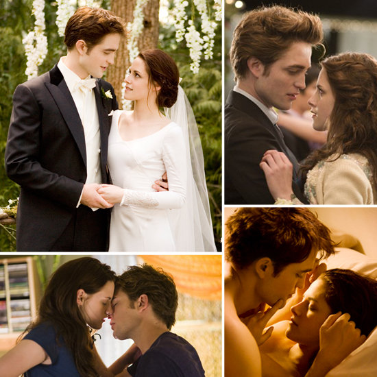 Edward and Bella's Sweetest Onscreen Moments