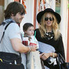 Rachel Zoe Shopping With Rodger and Skyler Pictures