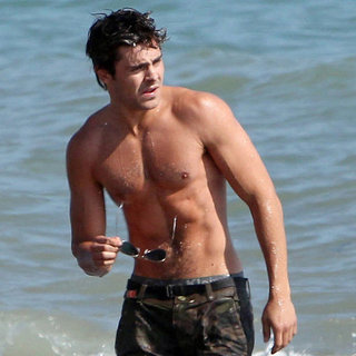 Favorite Shirtless Star of 2011 PopSugar Poll