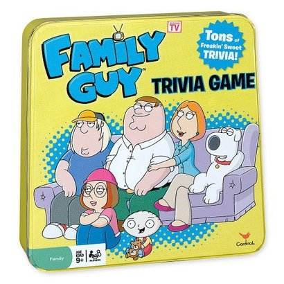 Family Guy Trivia Game : Target