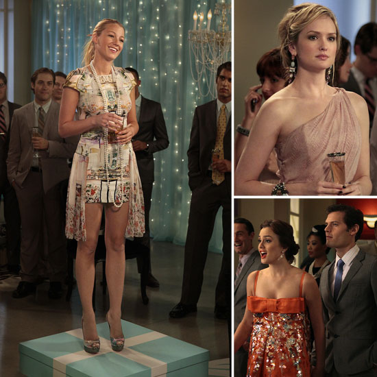 "Top OMG Moments From Gossip Girl ""All the Pretty Sources"""