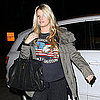 Pregnant Jessica Simpson Pictures at Bronx's Birthday Party