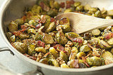 Runner-Up: Brussels Sprouts With Bacon