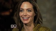 "Angelina Jolie Talks About ""Darker Times"" in New TV Interview"