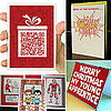 Geeky Holiday Cards