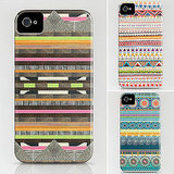 Striped iPhone 4/4S Cases