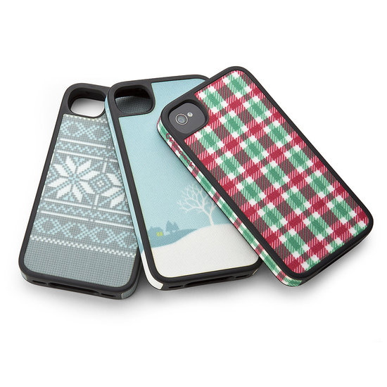 iPhone 4S Cases in Winter Themes From Speck