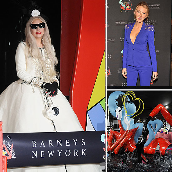 Lady Gaga's Workshop Opens at Barneys — Step Inside!