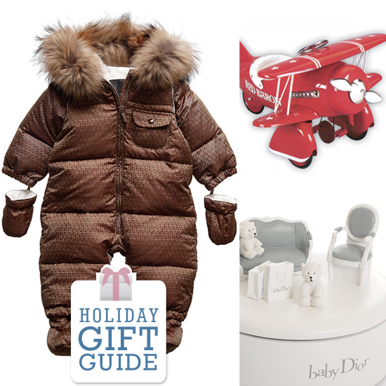 Tres Chic: 13 Extravagant Gifts For Tots
