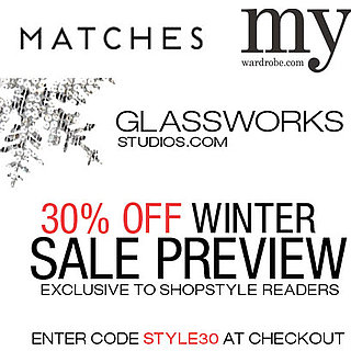 Check Out These Exclusive Sale Previews at ShopStyle UK!