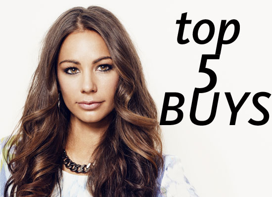 What's in her Makeup Bag: Rachel Gilbert's Talks Top 5 Buys!