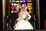 Lady Gaga at Gaga's Workshop Opening