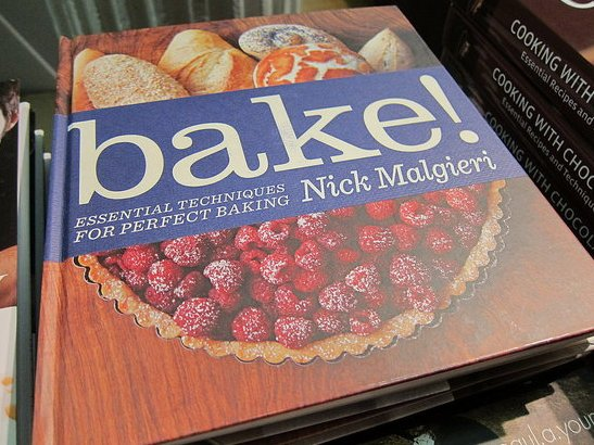 Sweet Cookbooks From New York's Finest