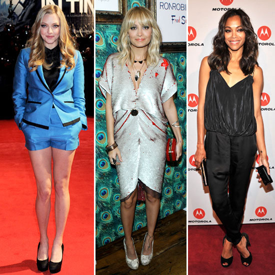 Like what you see? Copy these 10 celeb-chic Winter party outfits now.