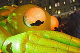 Expect the Kermit the Frog balloon to be a big hit in the Macy's Thanksgiving Day Parade with the release of the new The Muppets movie.