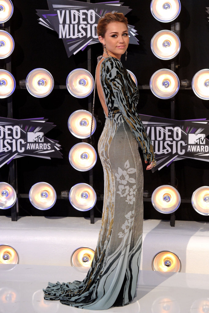 August 2011: MTV Video Music Awards