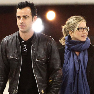 Jennifer Aniston Justin Theroux Movie Date Pitt Pictures
