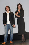 Penelope Cruz and Emile Hirsch spoke in Turin.