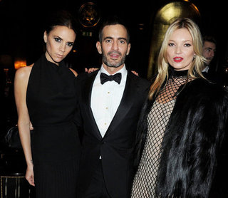 2011 British Fashion Awards Winners, Red Carpet Fashion