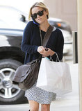 Reese Witherspoon made a small purchase.