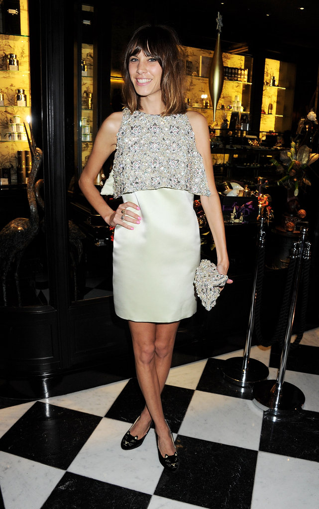 Alexa Chung was among the night's honorees.