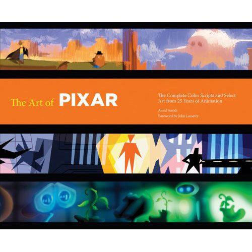 The Art of Pixar ($31)