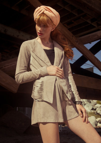 Veda Spring 2012 Lookbook