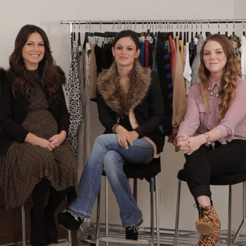 Rachel Bilson Interview For ShoeMint