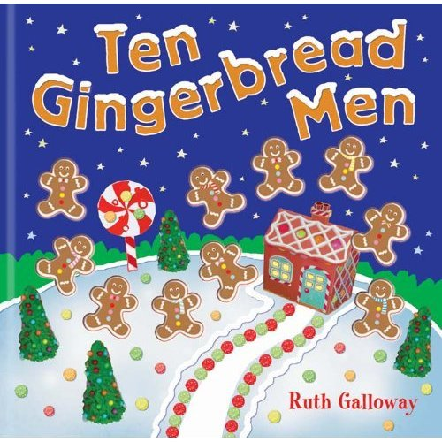 Ten Gingerbread Men