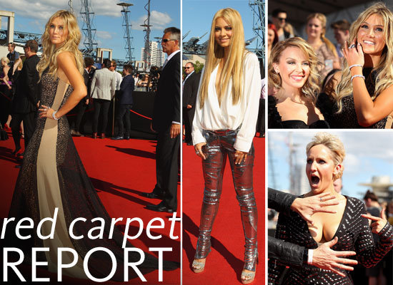 2011 ARIA Awards: Red Carpet Fashion Round Up!