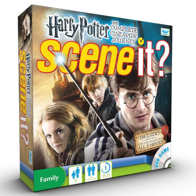 Harry Potter Scene It? Game ($62)