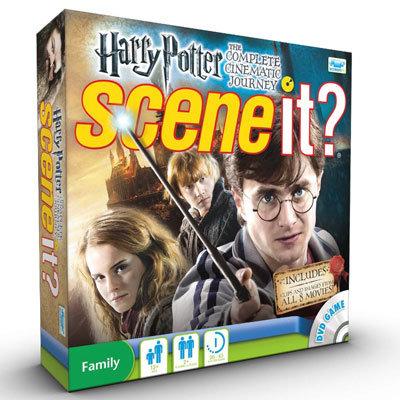 Harry Potter Scene It? Game ($62)