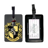 Harry Potter Hufflepuff Luggage Tag ($8)